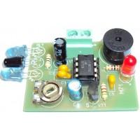 Радиоконструктор 071 - ИК датчик приближения