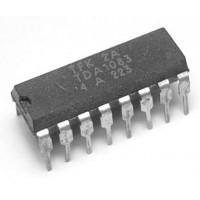 Микросхема TDA1083