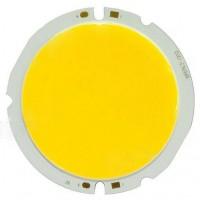 светодиод Белый теплый COBRA 15W 300mA 45-53V 1275 Lm