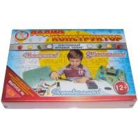 Радиоконструктор 028 - Электронный игровой кубик