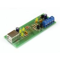 Радиоконструктор K226 (USB K-L-line)